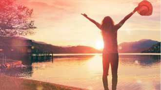 Sun Gazing: Do You Do This Early Morning High Performance Ritual?